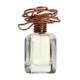 Frasco de vidrio de extracto d e perfume con tapon metalico tipo alambre Mendittorosa Lacura