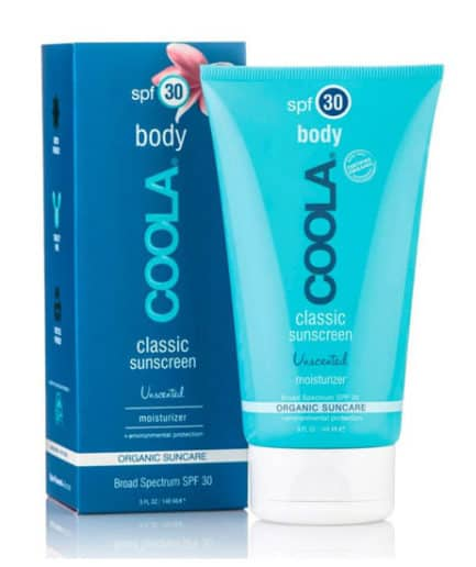 Coola Classic Body SPF 30 Unscented