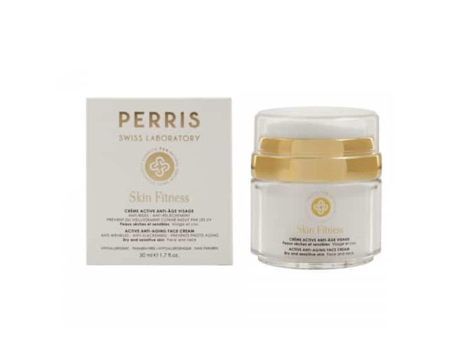 Perris Swiss Laboratory Active Anti-Aging Face Cream