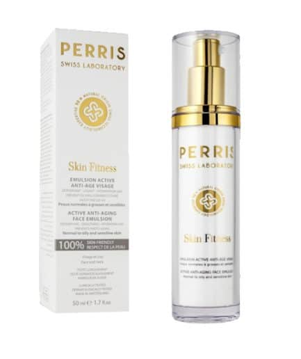 Perris Swiss Laboratory Active Anti-Aging Face Emulsion