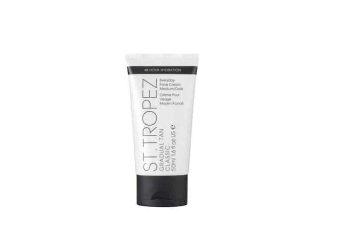 ST. Tropez Gradual Tan Classic Face Cream, Medium/ Dark