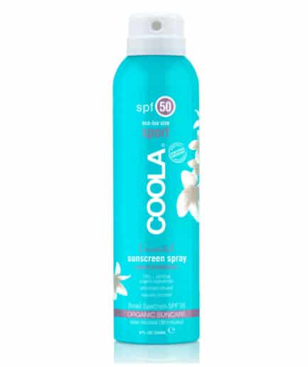 Coola Sport Sray SPF 50 Unscented